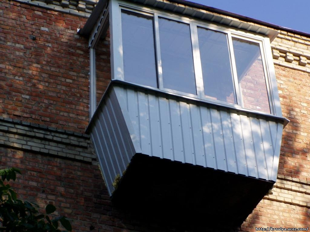 Балкон сумы.